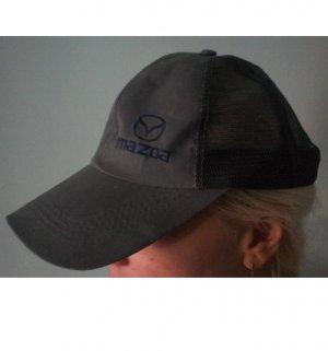 MAZDA LARGE PEAK SUMMER BASEBALL CAP