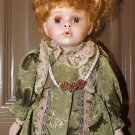 "Seymour Mann ""Kiss Me"" Beautiful Porcelain Doll"