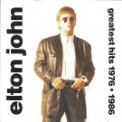Elton John: Greatest Hits 1976-1986
