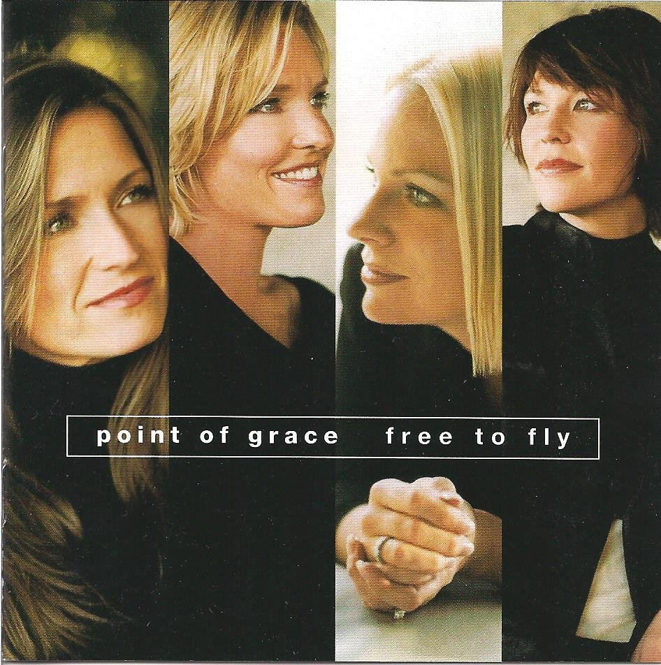 point of grace: free to fly