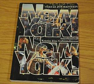 New York! New York! by Mal og menning in Islandic 1993 book