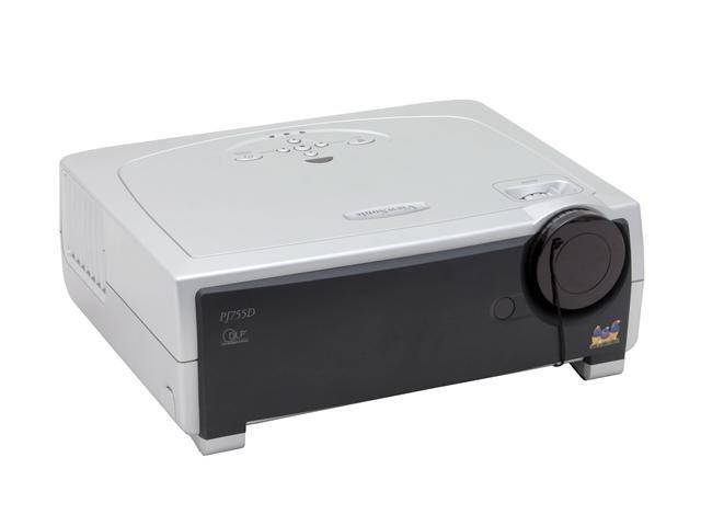ViewSonic PJ755D XGA DLP Projector