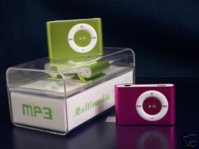 SHUFFLE Style MP3 2GB