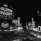 Old Vintage Reprint Photograph: LAS VEGAS, Old, 1940s, Golden Nugget, Apache