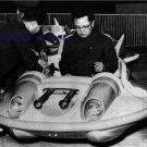 NEW *REPRINT* PHOTO/PICTURE: NORTH KOREA PRESIDENT KIM JONG IL SPACESHIP CAR