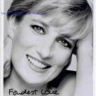 old vintagesigned/autographed *REPRINT* PHOTO:= PRINCESS DIANA OF WALES