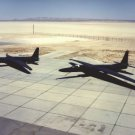 Photo Reprint:Aircraft: VINTAGE U-2 SPYPLANES Nevada Test Site, Undisclosed