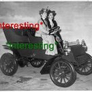 FORD-AUTOMOTIVE INDUSTRY GOLDEN JUBILEE 1946 WW2=(8X10) ANTIQUE OLD CAR RP PHOTO