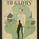 Old Vintage WPA Photo Reprint: Prologue to Glory-E.P. Conkle--109 West+39st str