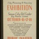 Old Vintage WPA Photo Reprint: IOWA art Program, Sioux City 613 Pierce Street