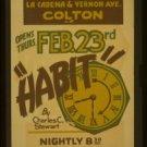 """Old Vintage WPA Photo Reprint: """"Habit"""" Federal Theatre, COLTON, LA CADENA VERNON"""