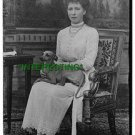 PRINCESS MARY, PRINCESS ROYAL, COUNTESS HAREWOOD(8x10) ANTIQUE DOG RP PHOTOGRAPH