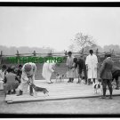 "NATIONAL BEAGLE CLUB OF AMERICA-""JUDGING"" 1914 (8x10) ANTIQUE DOG RP PHOTOGRAPH"