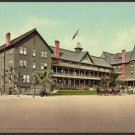 OLD VINTAGE PHOTO: CATALINA ISLAND, HOTEL METROPOLE, 1901, COLOR
