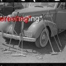 POLO MALLETS ON AUTOMOBILE ABILENE, TEXAS IN 1939=(8.5x11) ANTIQUE CAR RP PHOTO