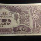 World/ Foreign Bill Banknote: INDO-CHINA, JAPAN, GERMANY BANANA TREE, GULDEN SI