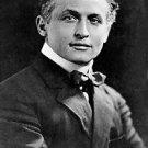 OLD VINTAGE Antique RP Photo: Houdini, Harry, Magician B&W Portrait Picture