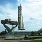 Photo Reprint:Aircraft: ROCKET on display, MOSCOW, Russia, USSR ERA Space S.