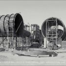 Photo Reprint:AIRPLANE, OLD VINTAGE, Wind Tunnel Construction, AMES A. LAB,16ft