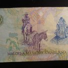 World/ Foreign Bill Banknote: CENTRAL BANK OF LESOTHO, MALOTI 30, 1999, TRIBAL