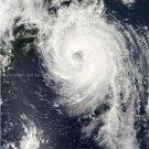 Large Photo Reprint:(8.5x11) SATELLITE, 2007, FITOW, hurricane, STORM, sept 04+