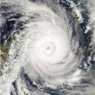 Large Photo Reprint:(8.5x11) SATELLITE, cyclone, INDLALA, landfall, STORM, 2007