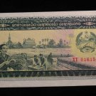 World/ Foreign Bill Banknote CURRENCY: CAMBODIA, ASIA, 100, FARMERS, TRACTOR
