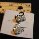 Cool Item: Earrings --Swam Earrings--Not sure of materials or origin