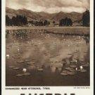 "Large Photo:(11x17)Vintage Travel Poster Reprint:""Austrian Federal Railways""="