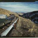 Antique Reproduction Photograph: US 40, Mount Vernon Canyon, Colorado
