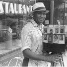 Antique Reproduction Photograph: Itinerant Photographer, Columbus, Ohio