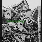 OLD VINTAGE ADVANCE RUMLEY Reprint Junkyard(8.5X11) ANTIQUE TRACTOR PHOTOGRAPH