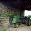 """*NEW"""" LEAN-TO RURAL NORTH CAROLINA (8.5X11) OLD LARGE ANTIQUE TRACTOR PHOTO"""