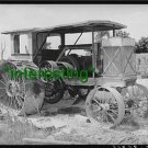 """*NEW"""" STEAM TRACTOR MCINTOSH COUNTY,OK  (8.5X11) OLD LARGE ANTIQUE TRACTOR PHOTO"""