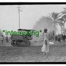 """*NEW"""" MEDICAL COLLEGE BAGHDAD W/ CART (8.5X11) OLD LARGE VINTAGE TRACTOR PHOTO"""