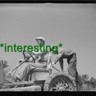 """*NEW"""" """"BUICK CAR MADE INTO TRACTOR"""" (8.5X11) OLD LARGE VINTAGE TRACTOR PHOTO"""