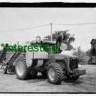 "*NEW"" HARROWS FERTILIZER IR CONDITIONED (8X10) OLD LARGE ANTIQUE TRACTOR PHOTO"
