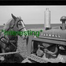 """*NEW"""" """"HORSE TRACTOR"""" JASPER COUNTY,IOWA (8X10) OLD LARGE ANTIQUE TRACTOR PHOTO"""