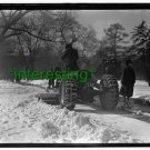 Old Vintage, Farmer, Box Elder County,UTAH(8X10) OLD LARGE ANTIQUE TRACTOR PHOTO