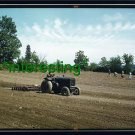 """*NEW"""" SOUTHINGTON,CONNECTICUT IN 1942 WW2 (8X10) OLD LARGE ANTIQUE TRACTOR PHOTO"""