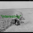 *NEW* PLOW EL INDIO, TEXAS IN 1939=(8X10) OLD LARGE ANTIQUE TRACTOR PHOTO