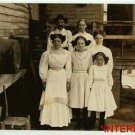 *NEW* Antique Reprint Photo: Parents with Children, Fries, Virginia- The Senters
