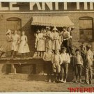 *NEW* Antique Reprint Photo: Knoxville Knitting Mills, Child Labor Workers