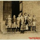 New Studio Quality Antique Photo: Young Girl Workers, Loray Mill, Gastonia, NC