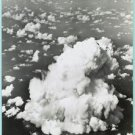 *NEW*-Atom-Nuclear-Bomb-Photo(13x19):-Mushroom-Cloud-Bikini-Atoll,OpCrossroad+