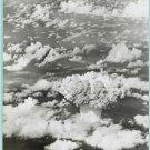 *NEW*-Atom-Nuclear-Bomb Photo(13x19):-Mushroom-Cloud-Bikini-Atoll,OpCrossroad