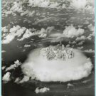 *NEW*-Atom-Nuclear-Bomb Photo(13x19): Mushroom-Cloud-Bikini-Atoll,OpCrossroad