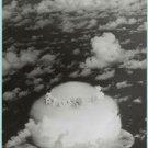 *NEW*-Atom-Nuclear-Bomb Photo(5x7): Mushroom Cloud-Bikini Atoll,OpCrossroad