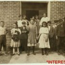 New Studio Quality Antique RP Photo: High Point and Pie, Child Workers/ labor