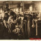New Studio Quality Antique RP Photo: Nannie Coleson, Crescent Hosiery Worker, 11